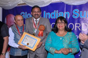 """LONDON – September, 2016 """"Global Indian Summit, House of Lords – London"""""""